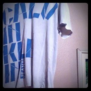 Mens Calvin Klein shirt